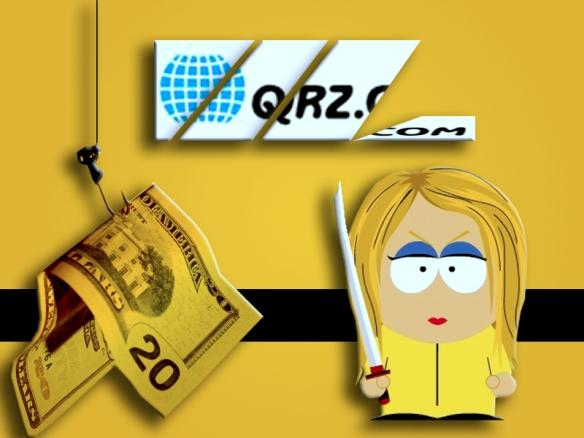 Kill QRZ com by EC1AEU